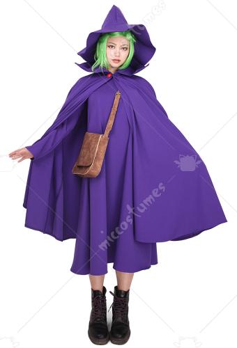 Berserk Schierke Cosplay Kostüm Kleid Umhang
