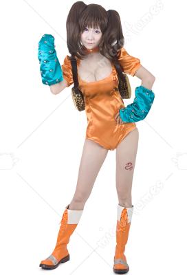 Hot maid costume