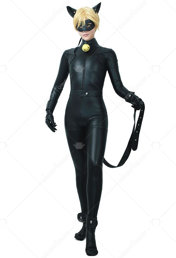 Adrien Black Cat Costume