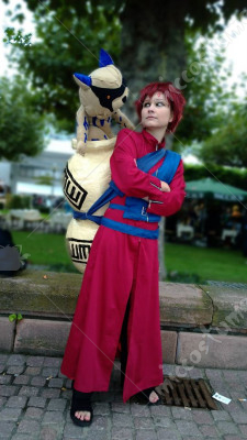 Costume Cosplay de Gaara dans Naruto en vente Gaara Cosplay