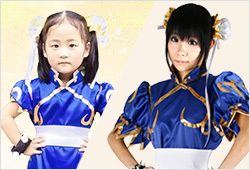 Chun Li Mother & Daughter