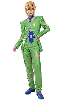 JoJos Bizarre Adventure Golden Wind Costume de Cosplay Pannacotta Fugo