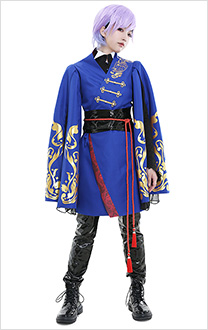 Twisted-Wonderland Epel Felmier Rook Hunt Pomefiore Uniform Cosplay Costume Robe Outfit