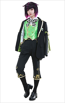 Twisted-Wonderland Lilia Vanrouge Diasomnia Dorm Uniform Cosplay Costume