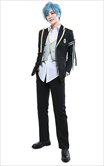 Twisted-Wonderland Floyd Leech Octavinelle Dorm Uniform Cosplay Costume
