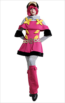 JoJos Bizarre Adventure 7 Steel Ball Run Hot Pants Full Set Cosplay Costume