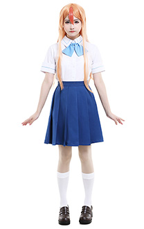 BNA Brand New Animal Nazuna Hiwatashi Schuluniform Cosplay Kostüm