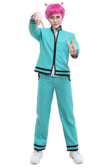 The Disastrous Life of Saiki K Costume de Cosplay Saiki Kusuo Veste Uniforme Scolaire