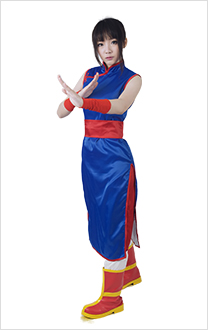 Dragon Ball Chi Chi Cosplay Kostüme