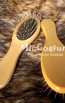 Steel Comb For Cosplay Wig Anti Static