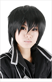 Sword Art Online Kirito Cosplay Perruque