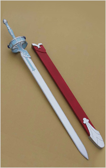 Sword Art Online Asuna Sword Lambent Light