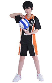 Haikyuu!! Karasuno High Tobio Kageyama Cosplay Costume Volleyball Uniform
