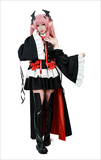 Seraph of the end Krul Tepes Cosplay Kostüme