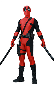 Deadpool Cosplay Kostüme