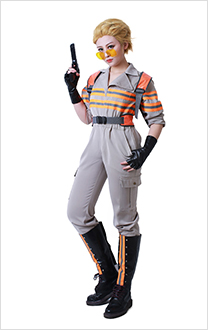 Ghostbusters Adults Cosplay Costume