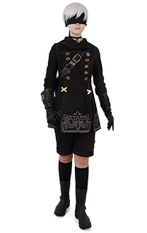 [Free US Economy Shipping] Nier: Automata YoRHa No.9 Type S 9S Cosplay Costume