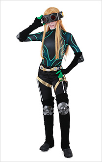 Persona 5 Futaba Sakura Phantom Thief Cosplay Costume