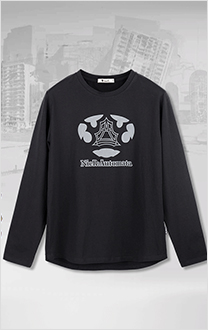 Moeyu Nier: Automata YoRHa No.2 Type B 2B Unisex Long Sleeves T-Shirt  Cosplay Costume