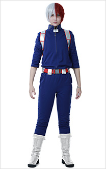 My Hero Academia Shoto Todoroki Cosplay Kostüm Uniform