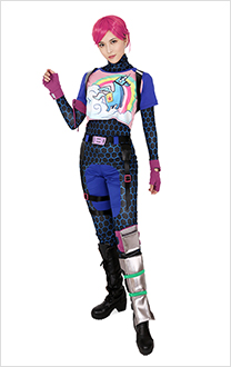 Fortnite Brite Bomber Cosplay Costume