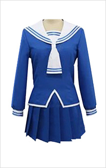 Fruits Basket Toru Honda Sailor Dress School Uniform Outfit Cosplay Costume