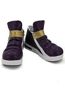 League Of Legends LOL KDA Akali Chaussures Cosplay