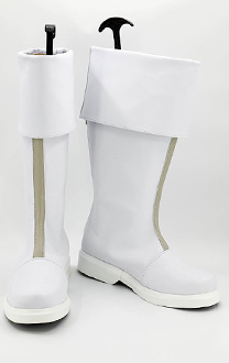 My Hero Academia Shoto Todoroki White Shoes Boots Cosplay