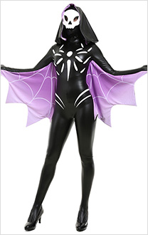 [elentori x Miccostumes] Spidersona False Widow Bodysuit Phantom Reaper Spider Cosplay Costume