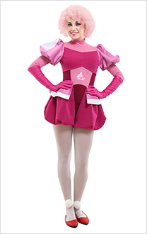 Steven Universe Pink Diamond Cosplay Costume