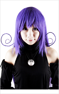 Soul Eater Blair Cosplay Perruque