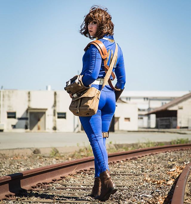 Cosplay sexy fallout 10 Awesome