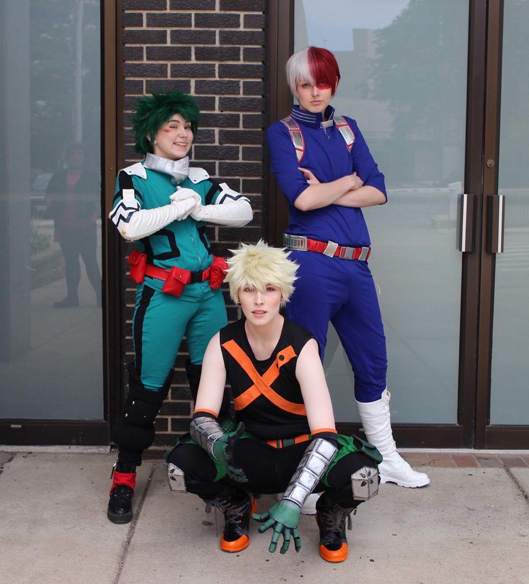 Boku No Hero My Hero Academia Shoto Todoroki Hero Costume Cosplay Costume Uniform