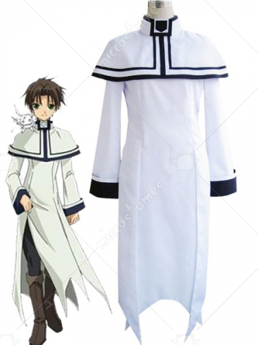 07 Ghost Teito Klein Cosplay Costume