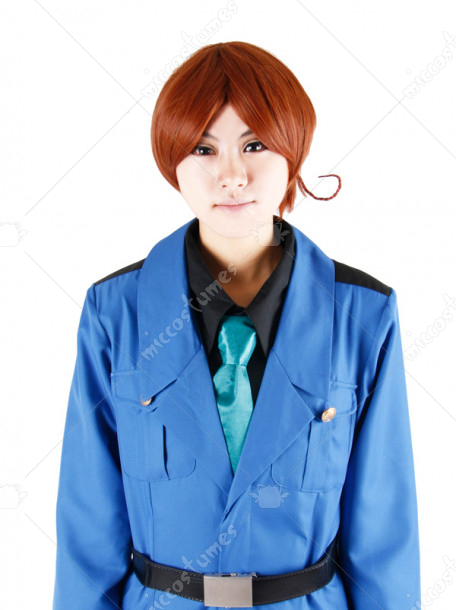 Axis Powers Hetalia Italy Cosplay Perruque