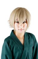 Bleach XII Urahara Kisuke Cosplay Wig