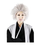 Bleach 10th Division Captain Toshiro Hitsugaya Cosplay Wig