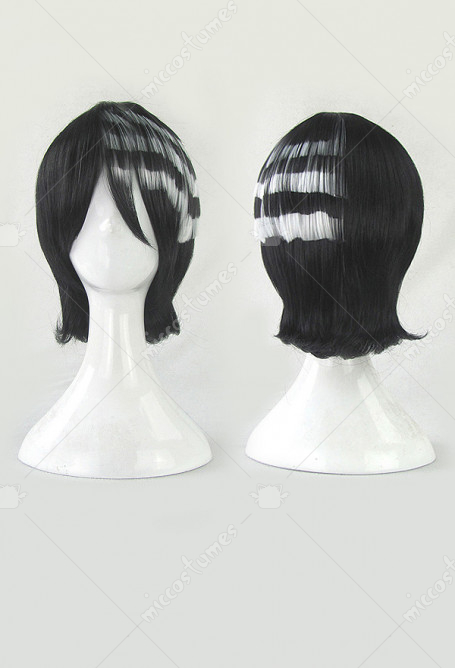 Soul Eater Death the Kid Cosplay Wig