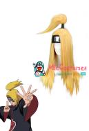 Naruto Deidara Cosplay Wig