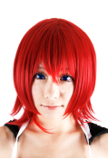 Kingdom Hearts Kairi Long Cosplay Wig