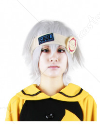 Soul Eater Evans Cosplay Perruque