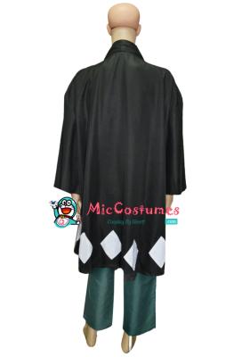 Bleach Kisuke Urahara Cosplay Costume