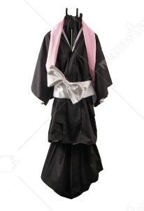 Bleach Rangiku Matsumoto Womens Cosplay Costume