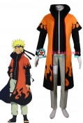 Naruto Uzumaki 4th Hokage Cosplay Costume