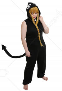 Soul Eater Costume de Cosplay Medusa Curvy Cosplay Grande Taille