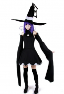 Black Soul Eater Blair Cosplay Costume
