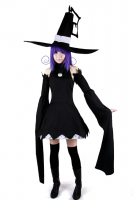 Black Soul Eater Blair Cosplay Costume