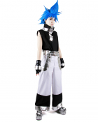 Soul Eater Black Star Cosplay Costume