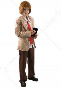 Costume Cosplay Death Note Light Yagami