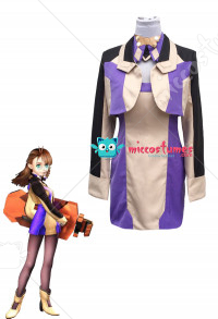 Xenosaga I Shion Uzuki Vector Cosplay Costume